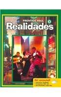 Prentice Hall Spanish Realidades Level 3 Student Edition 2008c   2008 edition cover