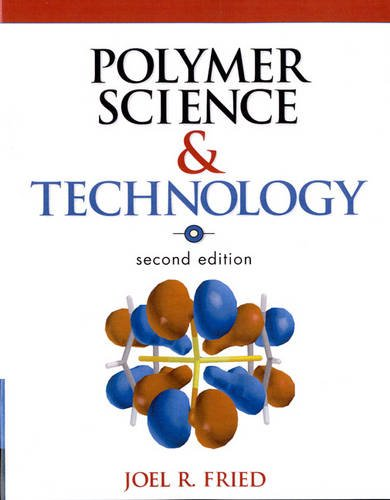 Polymer Science and Technology (paperback)  2nd 2003 edition cover