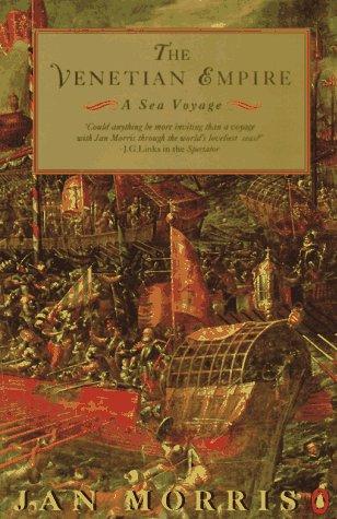 Venetian Empire A Sea Voyage  1990 edition cover