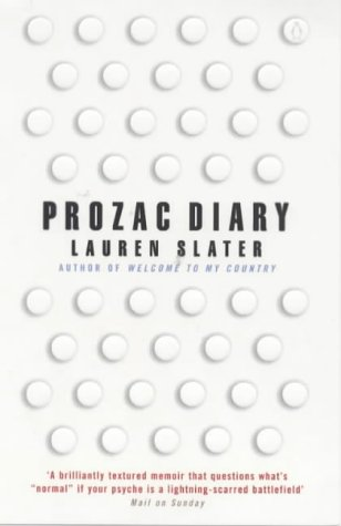 Prozac Diary   2000 edition cover