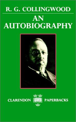 Autobiography   1939 9780198246947 Front Cover