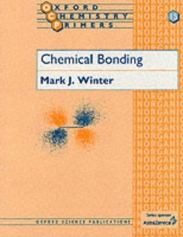 Chemical Bonding   1994 edition cover