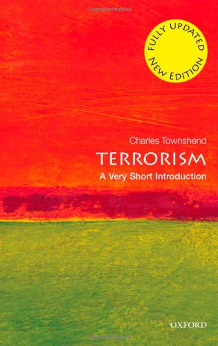 Terrorism  2nd 2011 edition cover