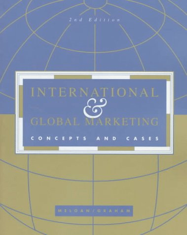 International and Global Marketing : Concepts and Cases 2nd 1998 9780256218947 Front Cover