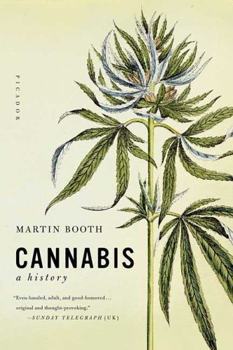 Cannabis A History  2005 edition cover