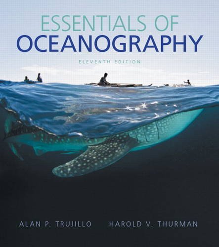 Essentials of Oceanography Plus MasteringOceanography with EText -- Access Card Package  11th 2014 edition cover