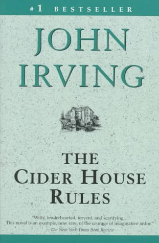 Cider House Rules  Reprint edition cover