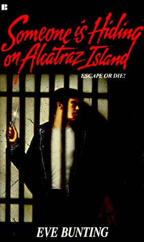 Someone Is Hiding on Alcatraz Island  N/A edition cover