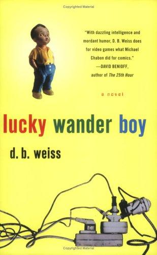 Lucky Wander Boy   2003 edition cover