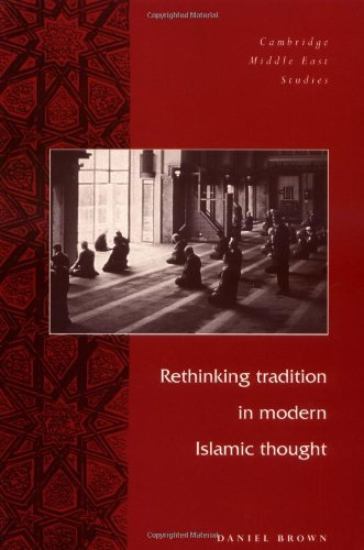 Rethinking Tradition in Modern Islamic Thought   1999 edition cover
