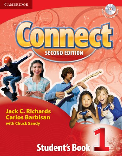Connect  2nd 2009 (Student Manual, Study Guide, etc.) 9780521736947 Front Cover