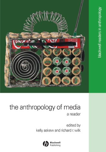 Anthropology of Media A Reader  2002 edition cover
