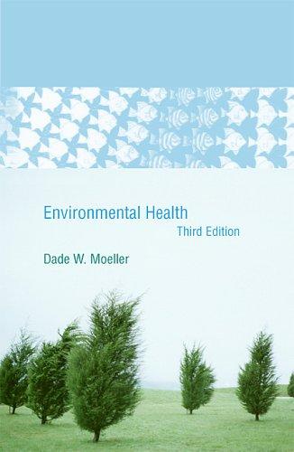 Environmental Health  3rd 2004 edition cover
