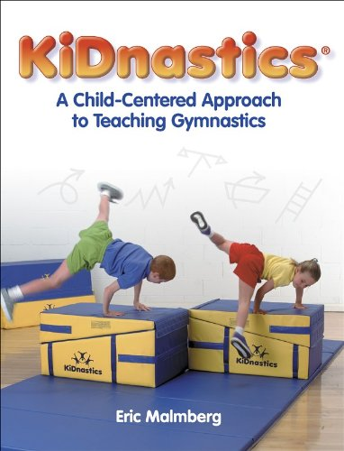 Kidnastics A Child-Centered Approach to Teaching Gymnastics  2003 edition cover