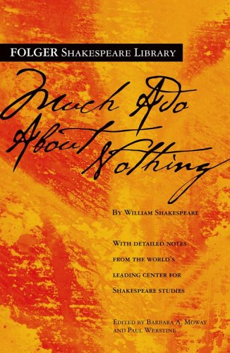 Much Ado about Nothing   2005 edition cover