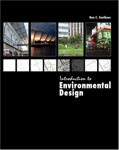 Intro to Environment Design Revised  9780757542947 Front Cover