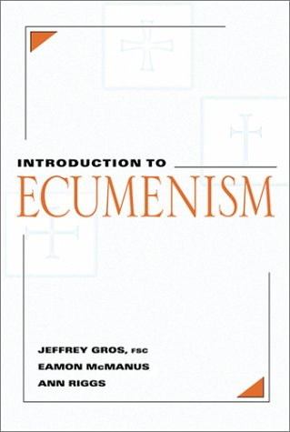 Introduction to Ecumenism N/A edition cover
