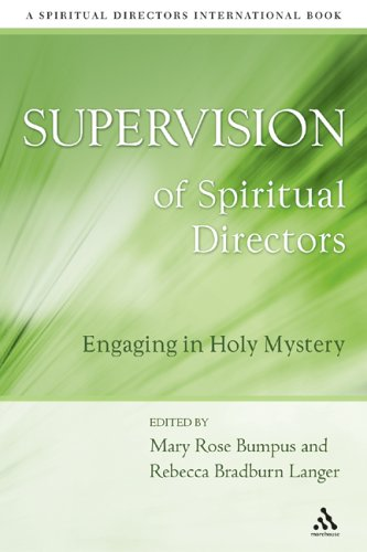 Supervision of Spiritual Directors Engaging in Holy Mystery  2005 edition cover
