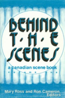 Behind the Scenes Volume 1 N/A 9780889241947 Front Cover