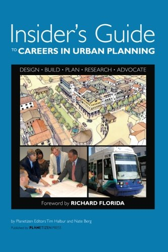 Insider's Guide to Careers in Urban Planning  N/A edition cover