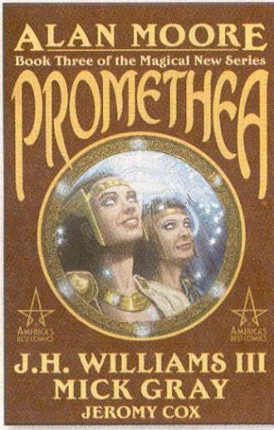 Promethea  3rd (Revised) edition cover
