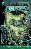 Green Lantern Corps   2013 9781401242947 Front Cover