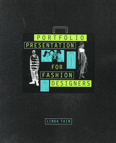Portfolio Presentation for Fashion Designers   1998 9781563670947 Front Cover