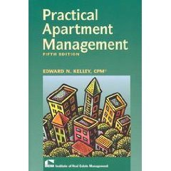 Practical Apartment Management 5th 2004 edition cover