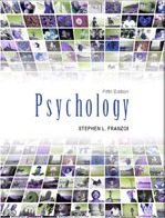 ESSENTIALS OF PSYCHOLOGY                N/A edition cover
