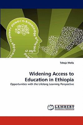 Widening Access to Education in Ethiopi  N/A 9783838381947 Front Cover