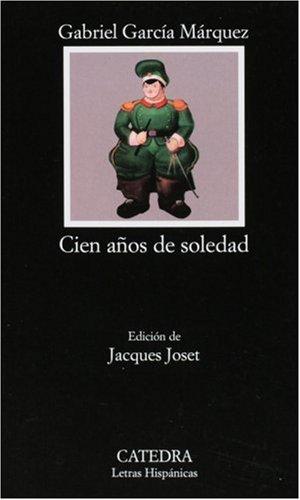 Cien A�os de Soledad  8th 1997 edition cover