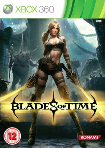Blades of Time Xbox 360 artwork