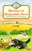 Martians at Mudpuddle Farm (Jets) N/A edition cover