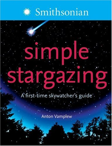 Simple Stargazing  N/A 9780060849948 Front Cover