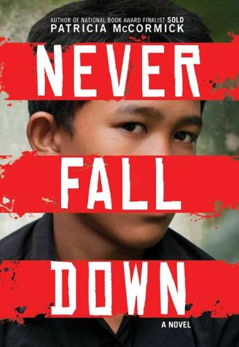 Never Fall Down A Novel N/A 9780061730948 Front Cover