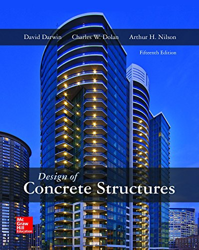 Design of Concrete Structures 15th 2016 edition cover