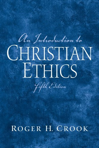 Introduction to Christian Ethics  5th 2007 (Revised) edition cover