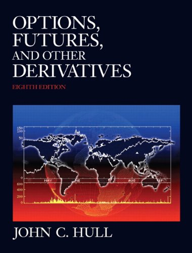 Options, Futures, and Other Derivatives  8th 2012 (Revised) edition cover