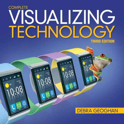 Visualizing Technology Complete  3rd 2015 edition cover