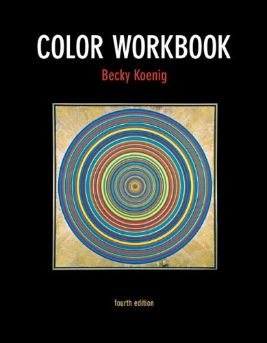 Color Workbook  4th 2013 (Revised) edition cover