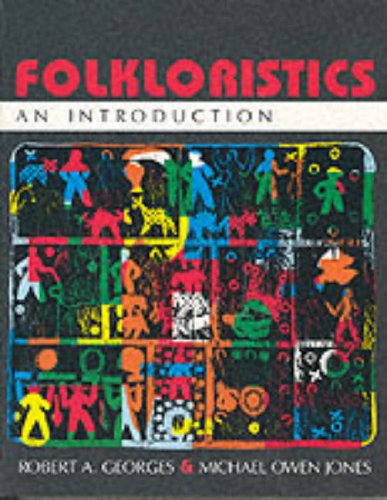 Folkloristics An Introduction N/A edition cover