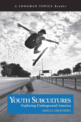 Youth Subcultures Exploring Underground America  2007 edition cover