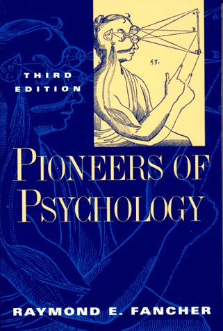 Pioneers of Psychology  3rd 1996 edition cover