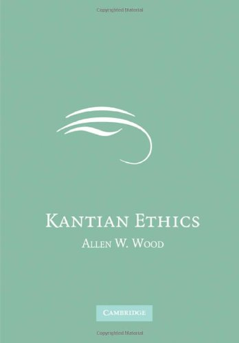 Kantian Ethics   2008 9780521854948 Front Cover