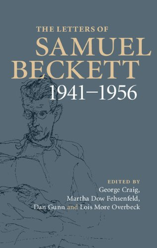 Letters of Samuel Beckett, 1941-1956   2011 9780521867948 Front Cover