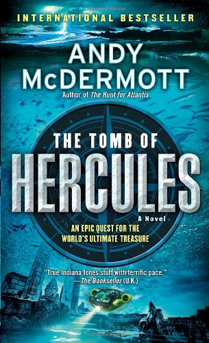 Tomb of Hercules A Novel N/A 9780553592948 Front Cover