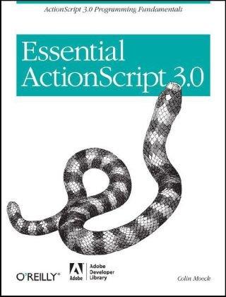 Essential ActionScript 3.0   2007 edition cover