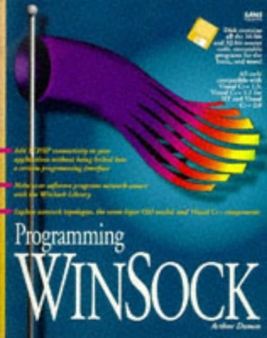 Programming WinSock N/A 9780672305948 Front Cover