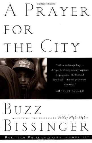 Prayer for the City The True Story of a Mayor and Five Heroes in a Race Against Time N/A edition cover