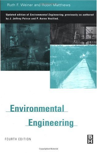 Environmental Engineering  4th 2002 (Revised) edition cover